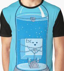 The Escape Artist Graphic T-Shirt