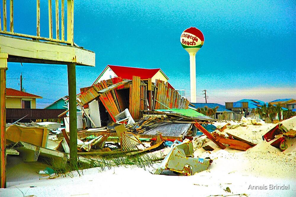 welcome to Pensacola beach by Annais Brindel