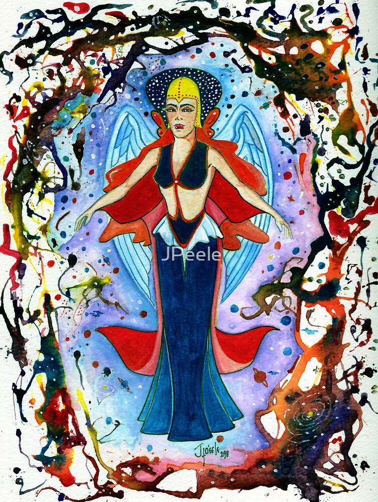 TETHYS ~ Goddess of Water by James Peele