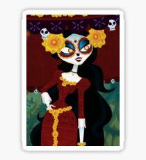 TBOL_La Catrina Sticker