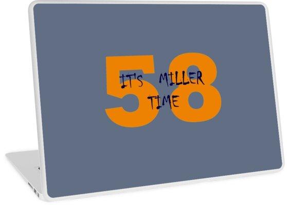 Von Miller Time by Marcy Nance