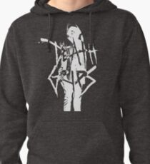 Death Grips | MC Ride (white) Pullover Hoodie