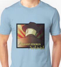 Anonymous Activist 2 Unisex T-Shirt