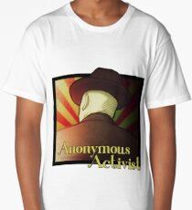 Anonymous Activist 2 Long T-Shirt