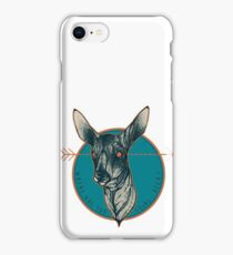 Where Are You Going, Deer? iPhone Case/Skin