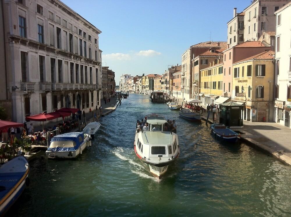Venice by shivablast