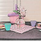 Child's Picnic for Two by Sherry Hallemeier