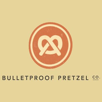 Bulletproof Pretzel Co. by Dyzce