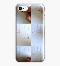 Drawing aid iPhone Case/Skin