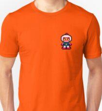 Pixel Art Bomberman Unisex T-Shirt