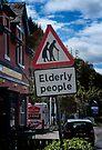 Sign in Oban by Yukondick