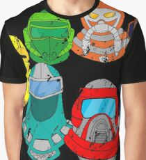 Mobile Armored Strike Kommand Graphic T-Shirt