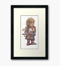 Tyrion Framed Print