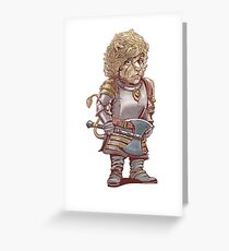 Tyrion Greeting Card