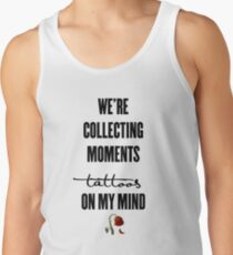 tattoos on my mind // rose collection Tank Top