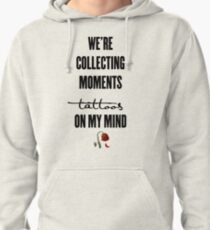 tattoos on my mind // rose collection Pullover Hoodie