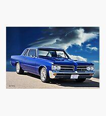 1964 Pontiac G.T.O. II Photographic Print