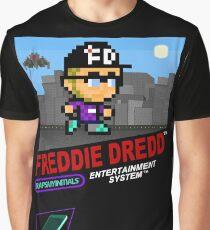 Freddie Dredd - Retro Gaming Box Graphic T-Shirt