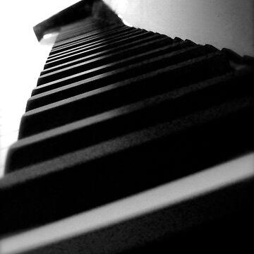Piano by rebsosborn