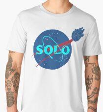Solo Blue Ice Men's Premium T-Shirt