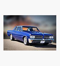 1964 Pontiac G.T.O. I Photographic Print