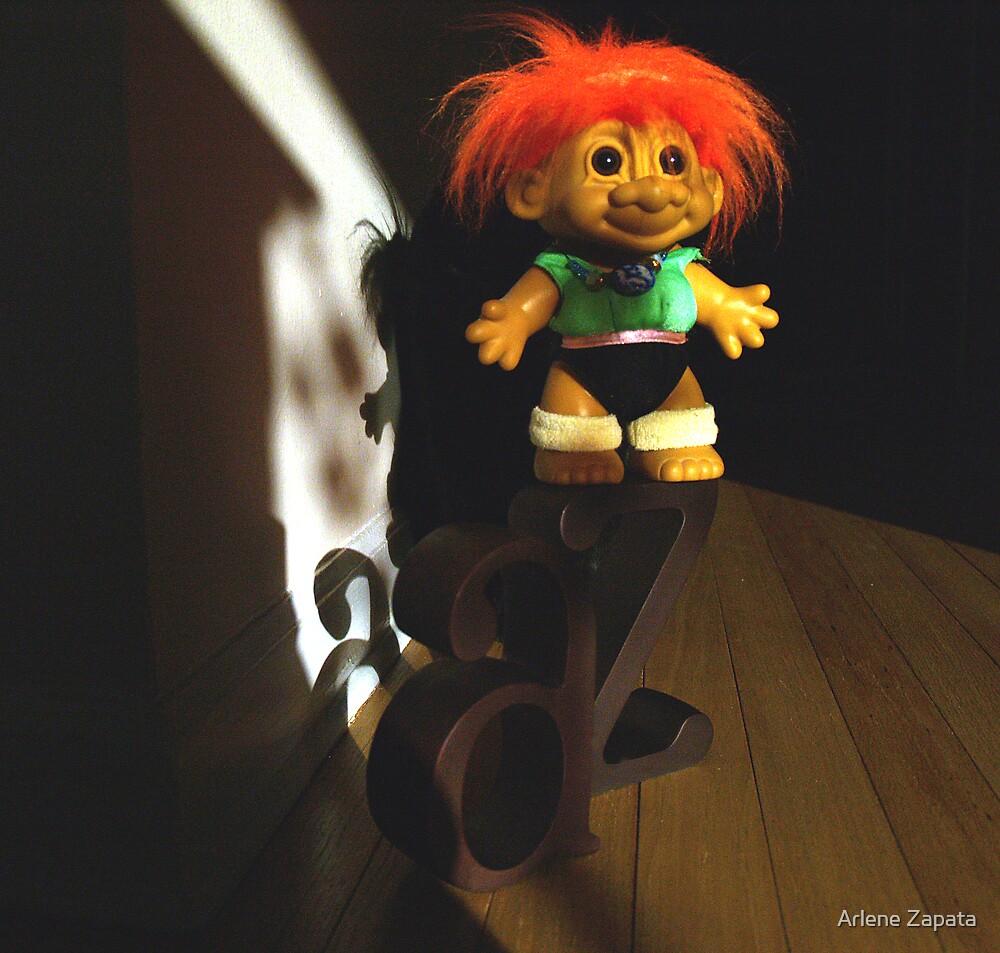 Theodore's Friend by Arlene Zapata