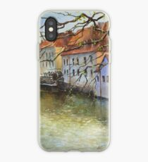 Inspired by Prague - 2 iPhone Case