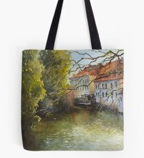 Inspired by Prague - 2 Tote Bag