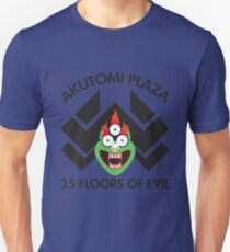 Akutomi Plaza Samurai T-Shirt