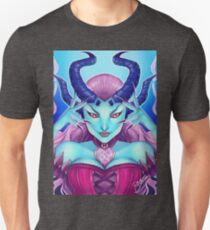 Demon Queen for real Unisex T-Shirt