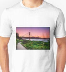 golden gate Unisex T-Shirt