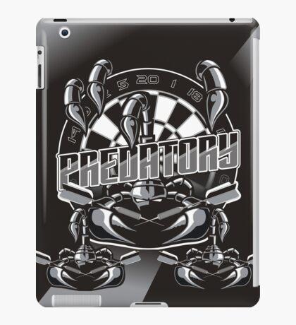 Predatory Darts iPad Case/Skin