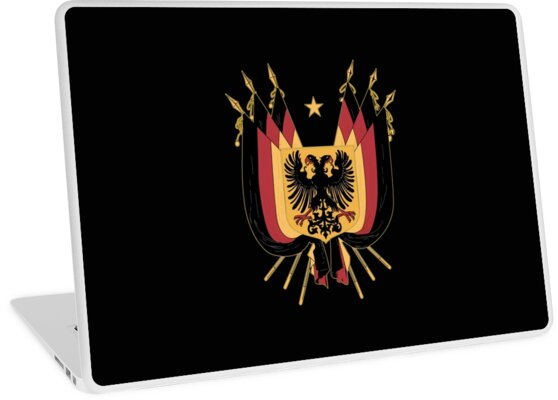 Coat of Arms of the German by Jazyy