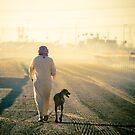 Walk Before The Race by Viktoryia Vinnikava