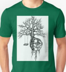 Faintest Memory Unisex T-Shirt