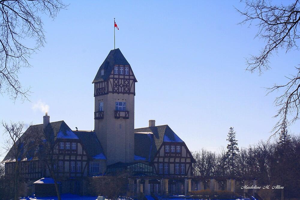 Assiniboine Park Pavilion   by Madeline M  Allen