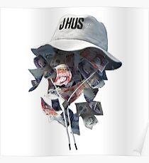 COMMON SENSE - J HUS Poster