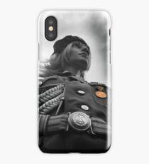 NVA Military, Woman in uniform iPhone Case/Skin
