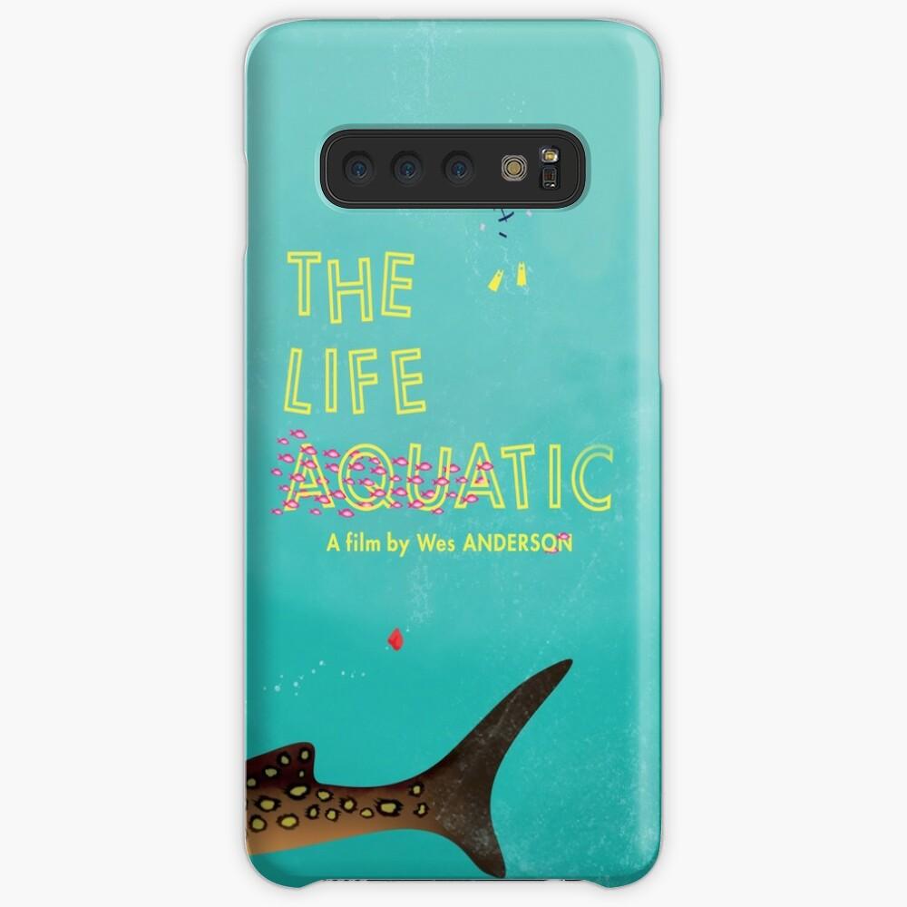 La vida acuática Funda y vinilo para Samsung Galaxy