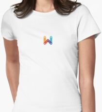 Lubuntu Womens Fitted T-Shirt