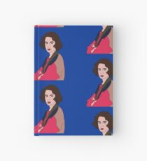 Miss Donna Hayward Hardcover Journal