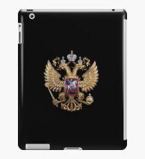 Russian coat of arms iPad Case/Skin