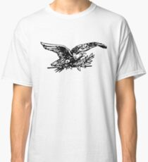 Bird Drawing Classic T-Shirt