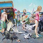 Shark Biscuits by Karsten Stier