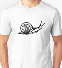 Snail Drawing T-Shirt