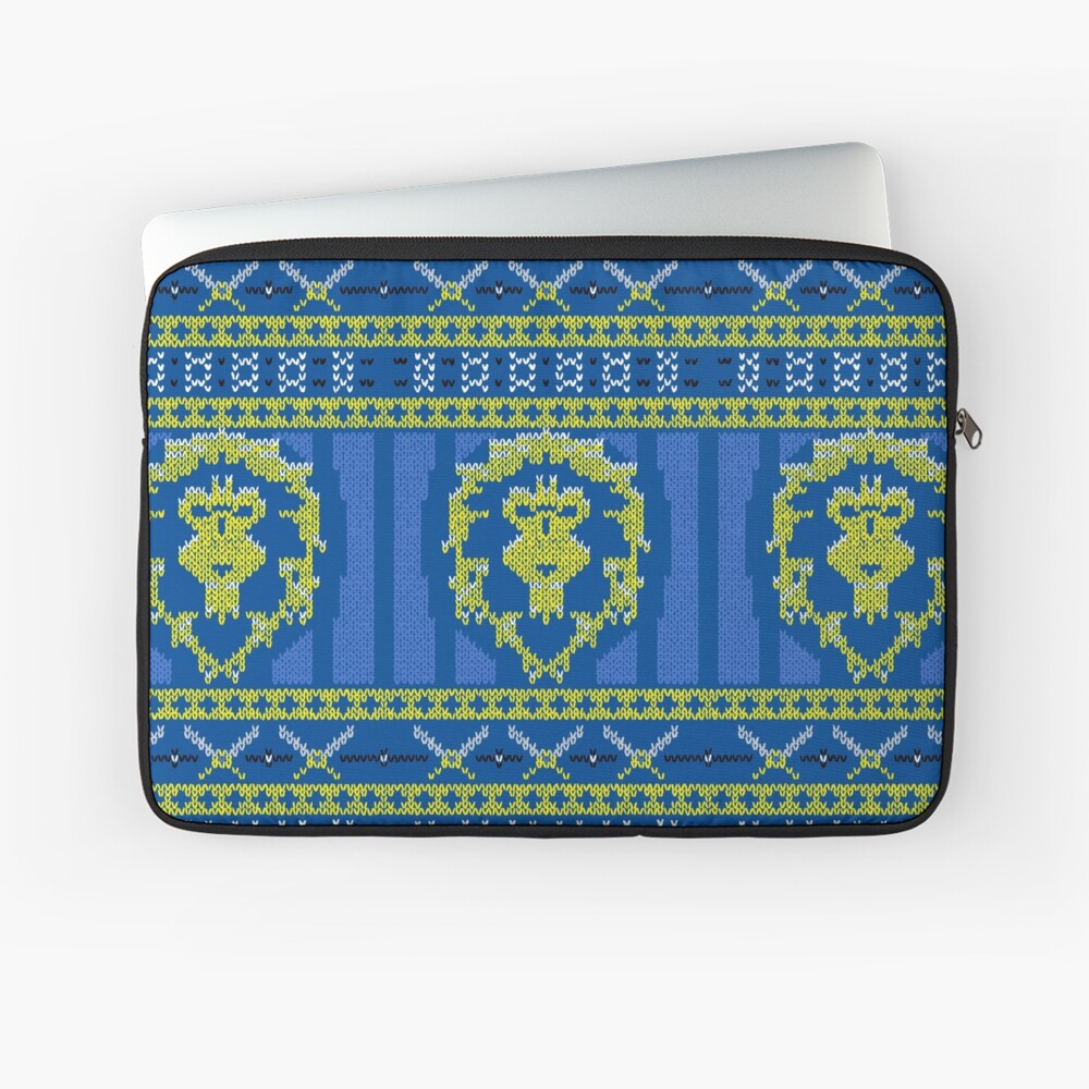 Ugly Sweater 1 Laptoptasche