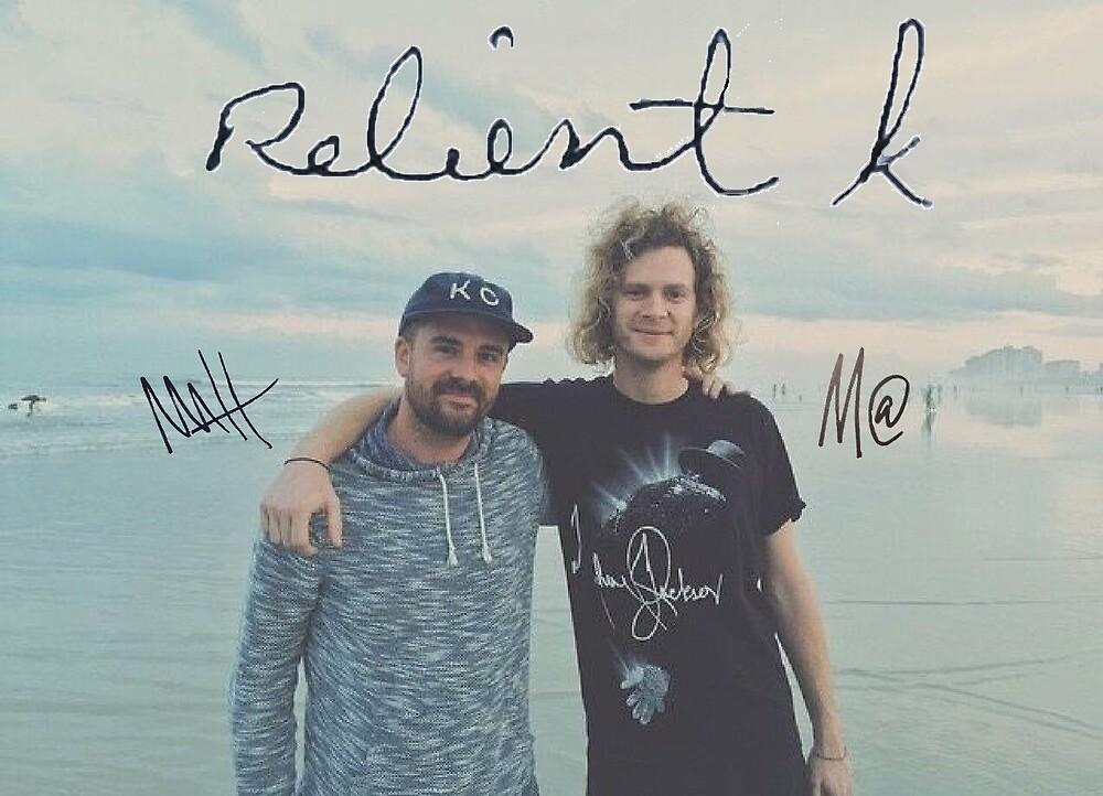 Matt and Matt - Relient K by valbuquerque