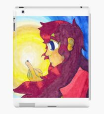 Firefly Girl iPad Case/Skin