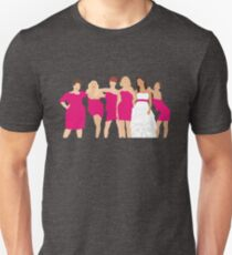 Bridesmaids  Unisex T-Shirt