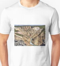 Grand Canyon Of The Yellowstone 1 T-Shirt